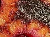 Cake tatin piña cerezas