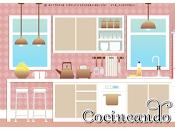 Conversando con...cocineando rosa