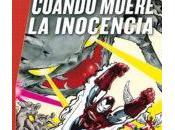 Iroman: Cuando muere inocencia-Una etapa transición hombreras héroe