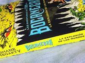 aventuras Finn Bocanegra, explosión mundos.