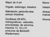 Diferencias entre gastrosquisis onfalocele
