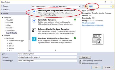 Desarrollo de aplicaciones nativas multipaltaforma en Windows