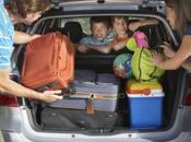 consejos para viajar coche familia caos