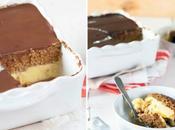 Delicioso flan galletitas chocolate…de rápida fácil preparación ¡Sin horno!
