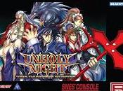 juego lucha para SNES 'Unholy Night' disponible versión NTSC-U