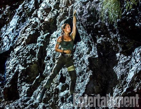 Nueva imagen de la película de Tomb Raider
