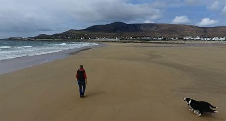 Image result for The lost Beach in Dooagh, Achill