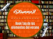 Book Tag: elementos verano #S20ummer17