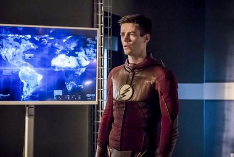 THE FLASH -TEMPORADA 3- FINISH LINE