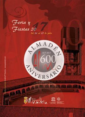 Libro completo Feria y Fiestas Almadén 2017