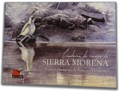 Reseña de 'Cuaderno de campo de Sierra Morena' en el Diario de Ávila