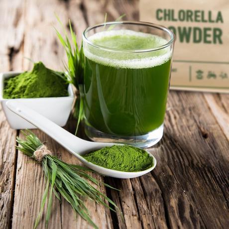 La Sporopolleina de la Clorella, más que antioxidante