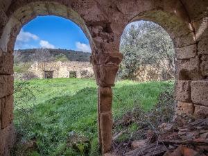 El monasterio de Pinilla de Jadraque