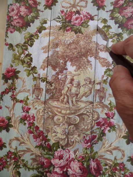 Cartel barroco