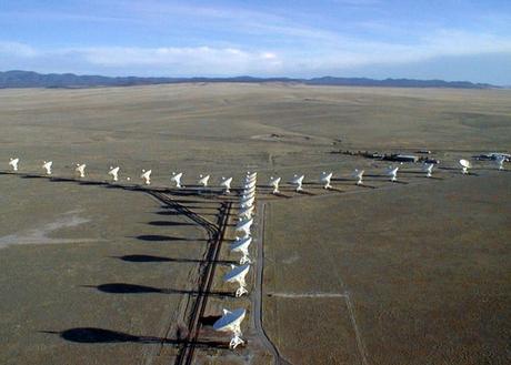 ✨El radiotelescopio VLA