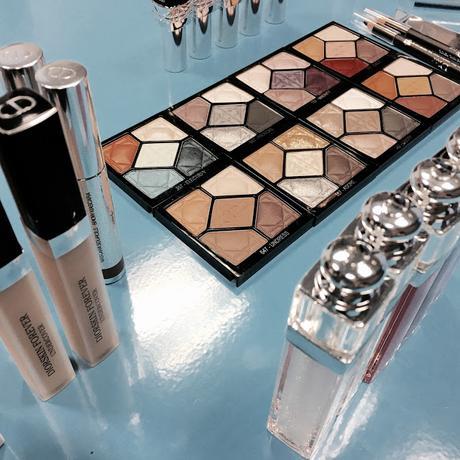 Las novedades de Dior: nuevos quintetos 5 Couleurs, khôl, Forever Undercover y la estrella: Pump N'Volume.