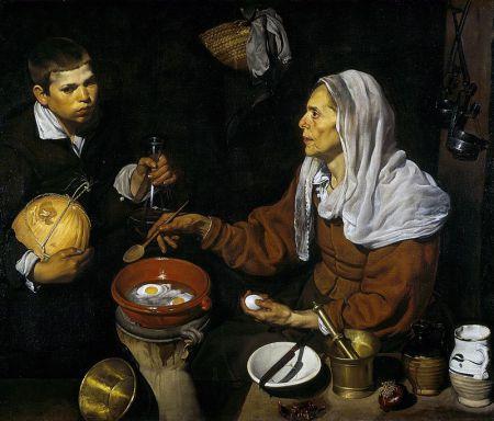 Comida en la Historia del Arte