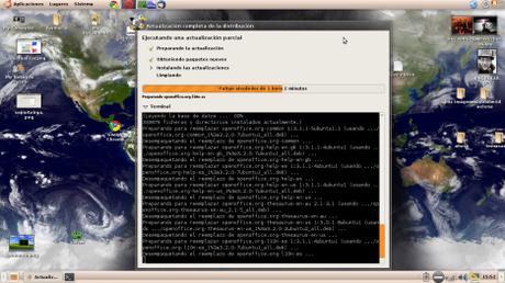 Actualizar Ubuntu 9.10 a 10.04