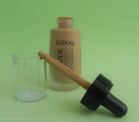 base Isadora Nude Sensation