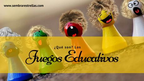 Nociones sobre que son y que no son los juegos educativos, en que áreas podemos utilizarlos, y ejemplos de juegos educativos