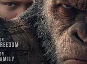 guerra planeta simios, horror
