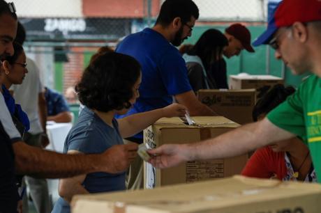Imágenes y testimonios desde Venezuela: Plebiscito contra Maduro y su Constituyente