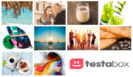 Este mes vamos a refrescamos con la #TestaBoxFresh