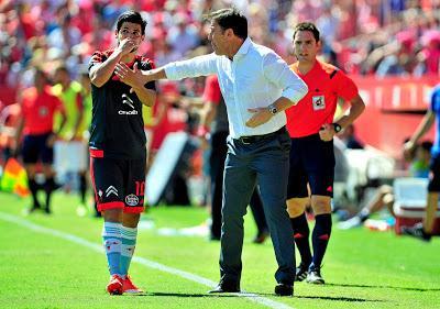Nolito nuevo jugador del Sevilla FC