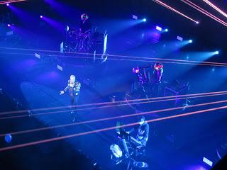 Concierto Pet Shop Boys. Madrid (10-07-2017)