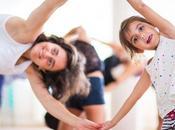 Yoga para niños barcelona