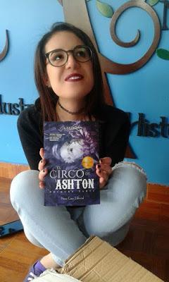 Reseña | El circo de Ashton ~ GabbyCrys
