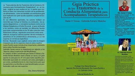 Libro recomendado: Guía práctica de los trastornos de la conducta alimentaria para acompañantes terapéuticos