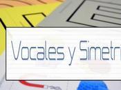 Vocales simetría