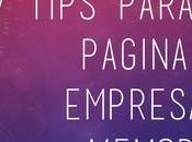 Cómo tener pagina empresarial recordada
