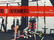 Diario entrenamiento: Nuevas rutinas Tenerife Personal Training