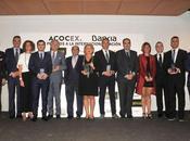 Premios ACOCEX-BANKIA internacionalización reconocen mejores profesionales empresas
