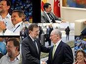 """Mariano Rajoy sufre """"mal fario"""""""