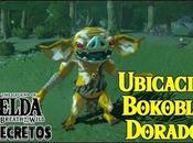 ¿Cómo encontrar Bokoblin Dorado Zelda Breath Wild?