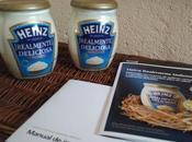 Probando Heinz Realmenre Deliciosa