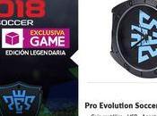 GAME trae esta Edición Legendaria Evolution Soccer 2018