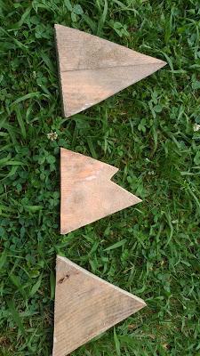 C mo hacer colgadores de madera paperblog for Colgadores de madera