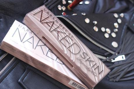 Unboxing URBAN DECAY