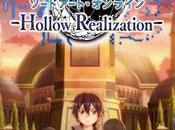 segundo Sword Online: Hollow Realization confirma salida occidente
