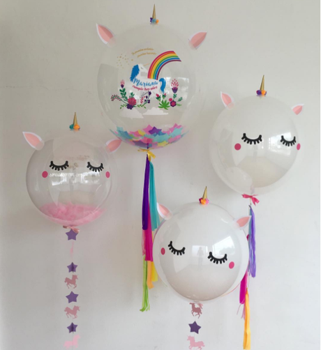 10 lindos centros de mesa de unicornio paperblog for Diseno de mesa de unicornio