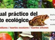 Libros, documentales conferencias sobre huertos urbanos sostenibilidad