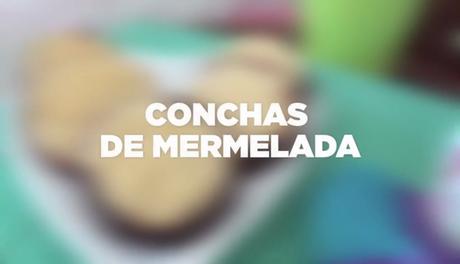 MASMUSCULO CHEF: CONCHAS DE MERMELADA