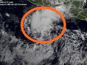 """depresión tropical """"9-E"""" cerca tormenta México"""