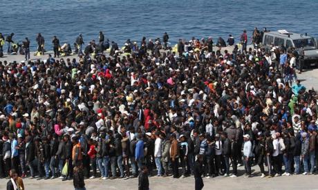 ¿Puertas abiertas? Informe sobre inmigración en Italia – 2