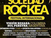 """Todo listo para festival """"Soledad Rockea"""""""