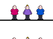 Discutir lógica, falacia punto medio